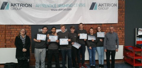 Aktrion Apprenticeship Academy